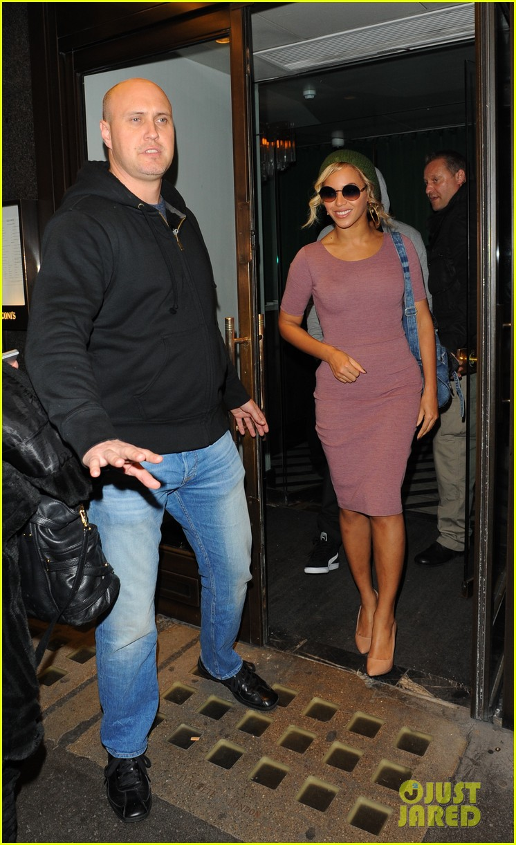 beyonce jay z date night in london before ireland shows 183067998