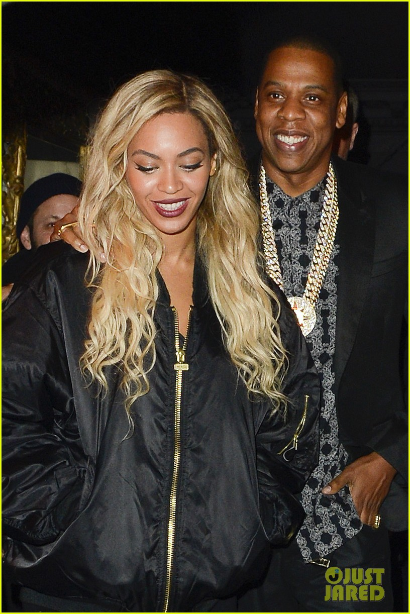 beyonce jay z party at mason house after london concert 023063373