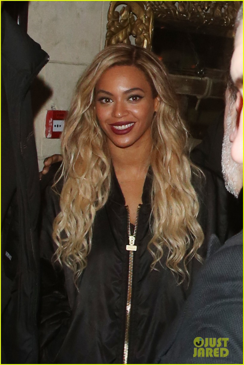 beyonce jay z party at mason house after london concert 043063375
