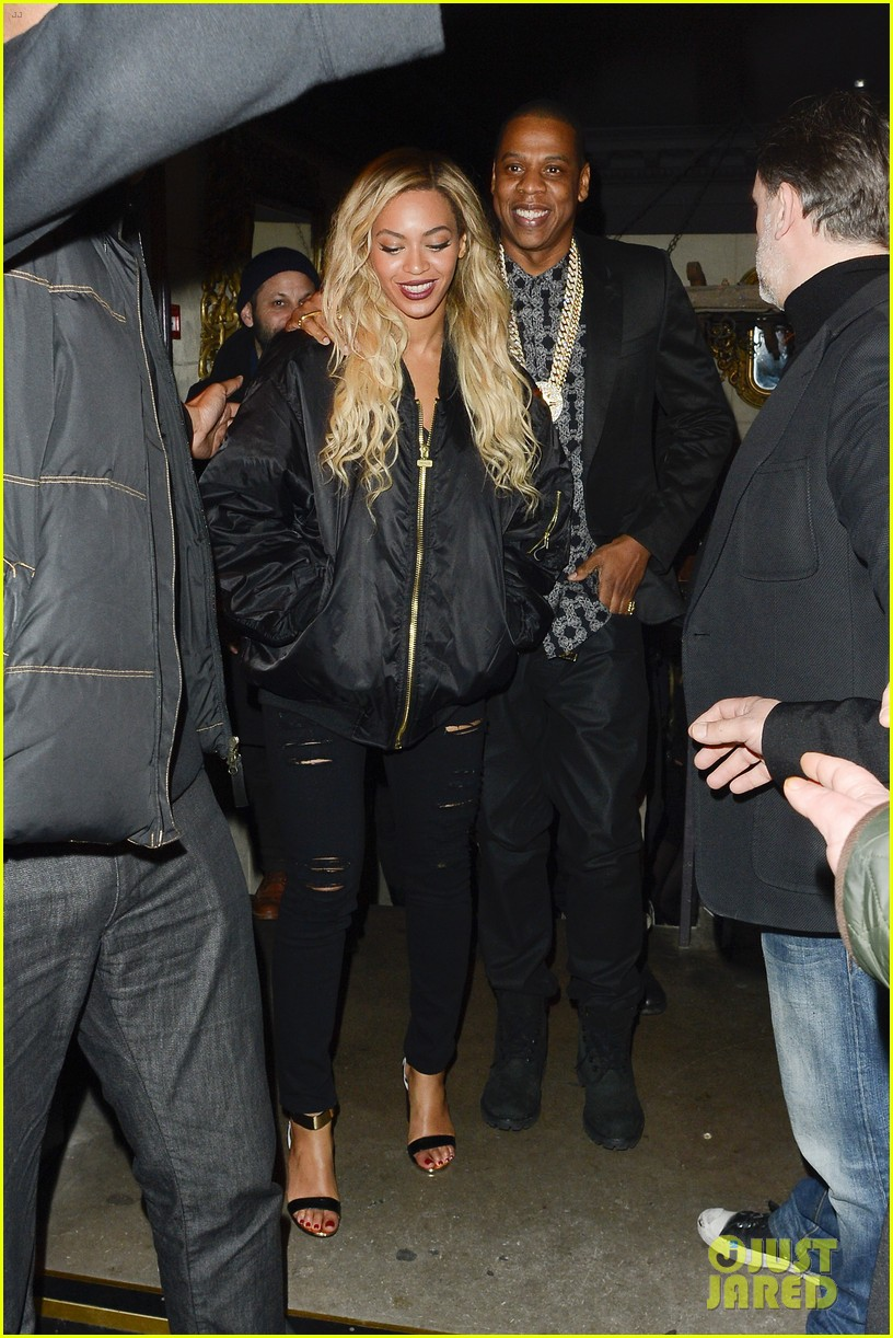 beyonce jay z party at mason house after london concert 163063387
