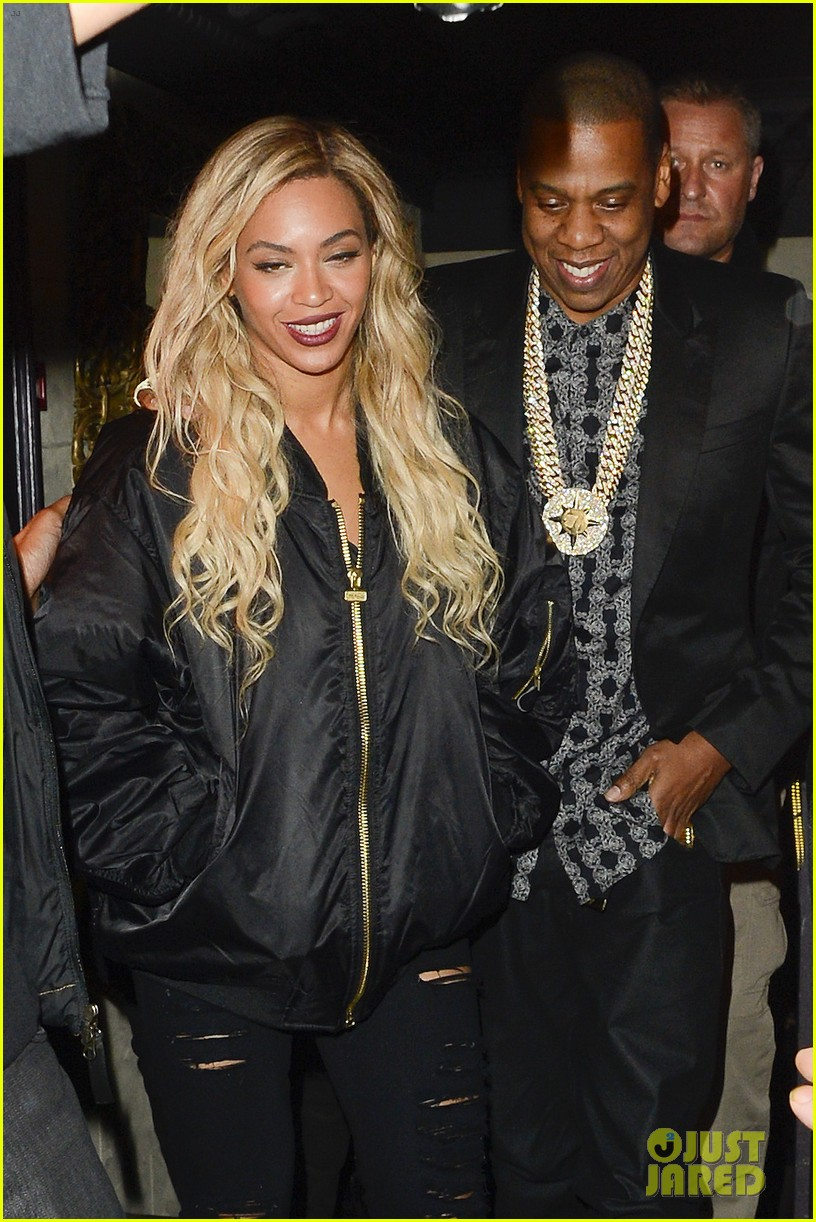 beyonce jay z party at mason house after london concert 193063390