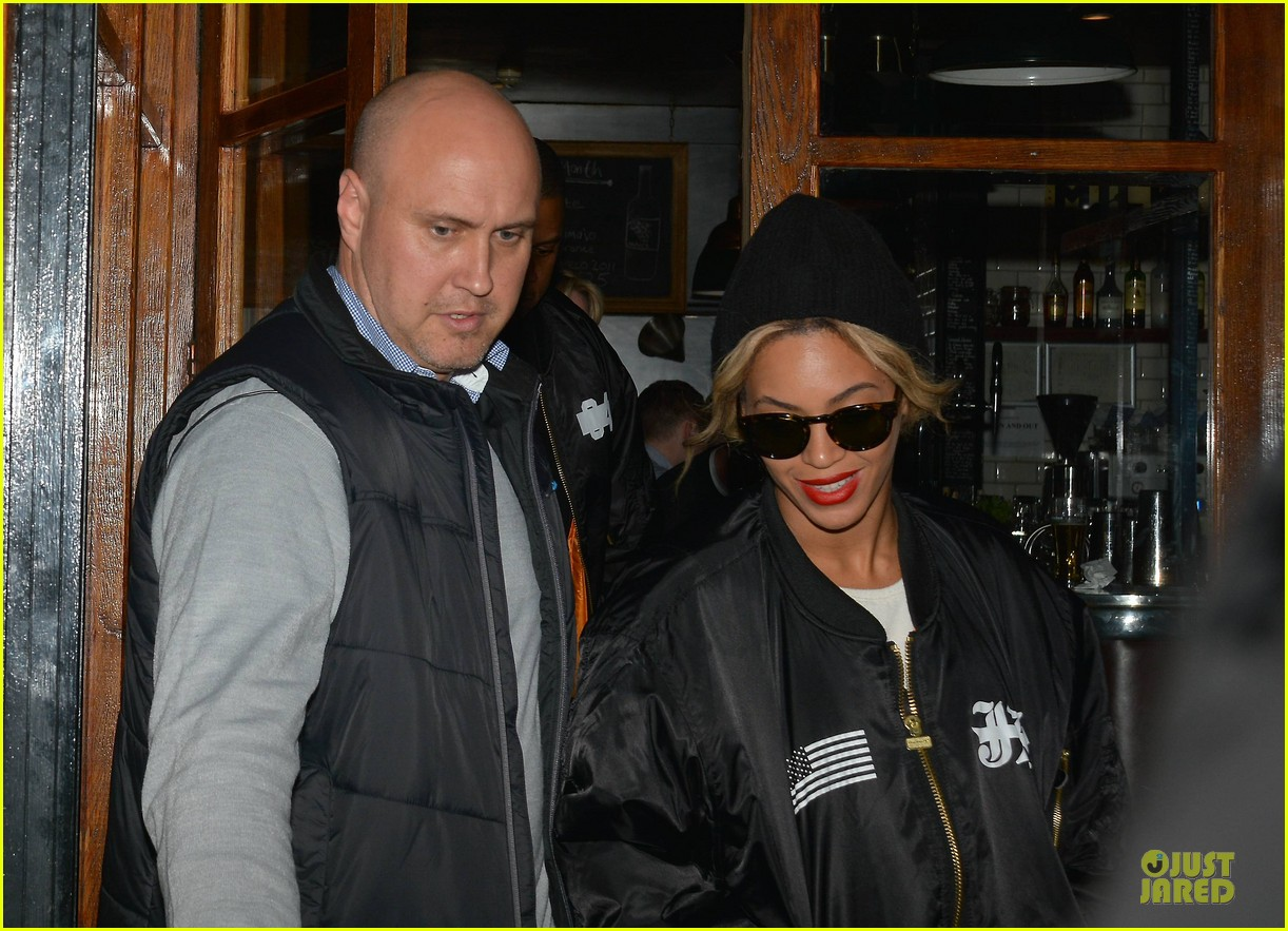 beyonce preps for ireland concert with jay z 063069467