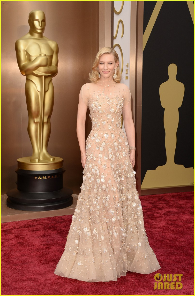 cate blanchett is a red carpet winner at oscars 2014 053063828