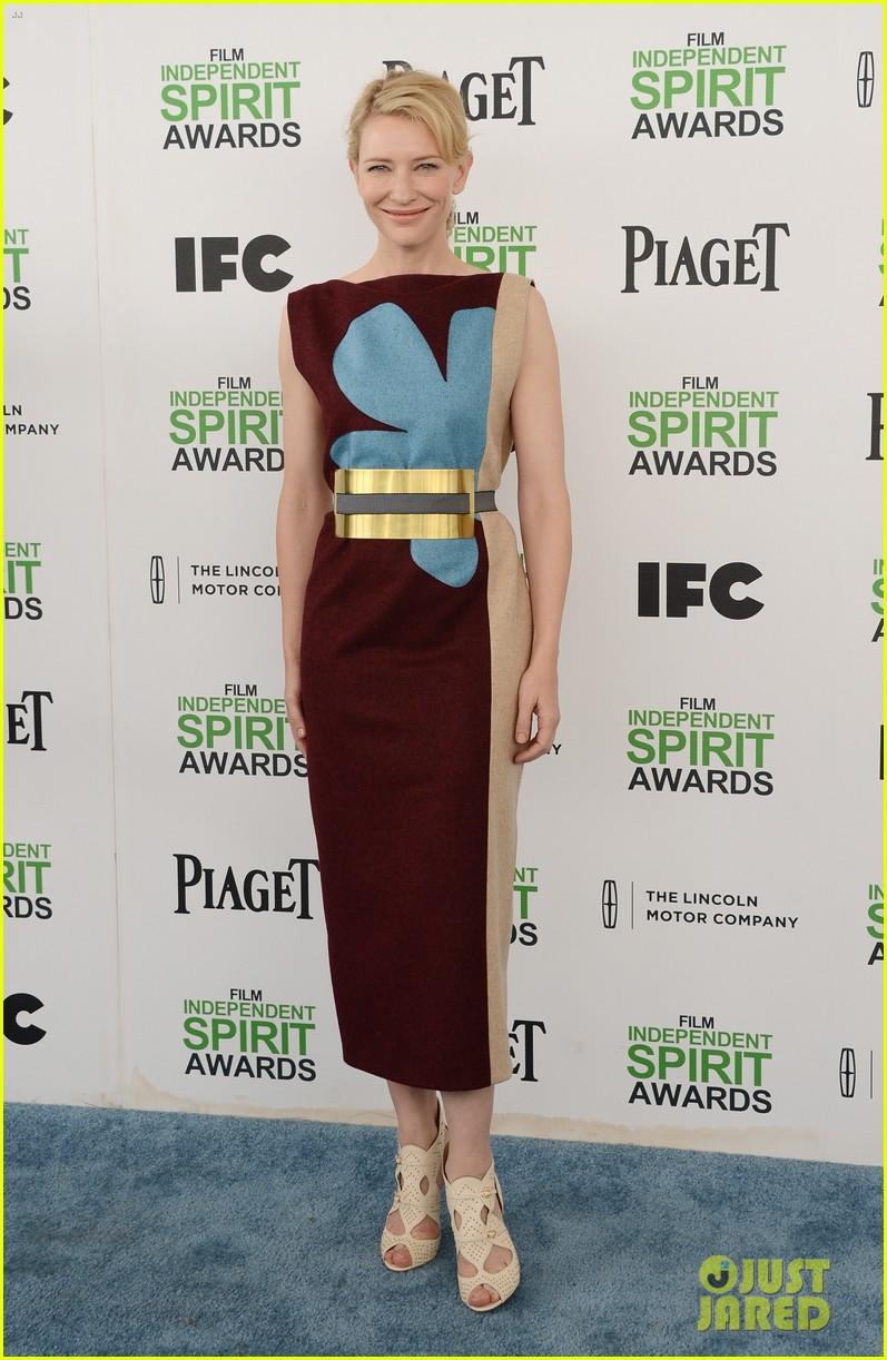 cate blanchett independent spirit awards 2014 023062893