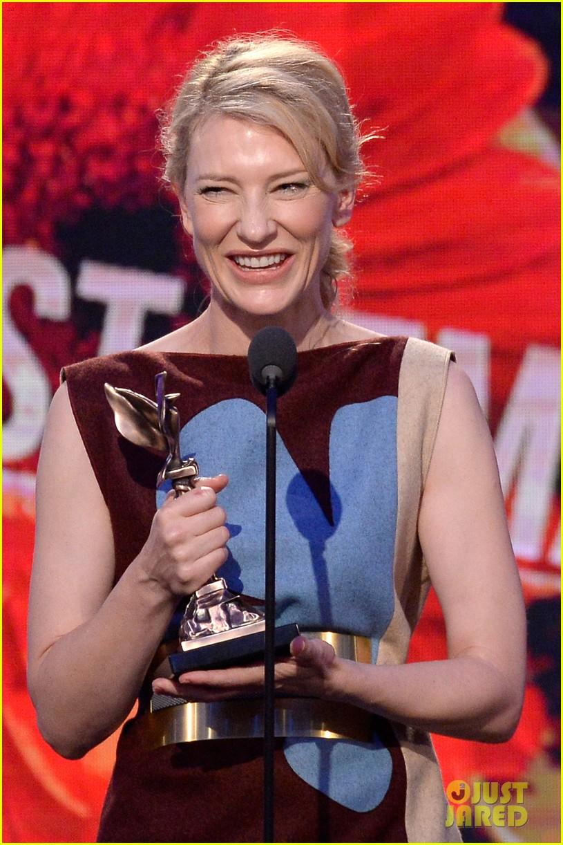 cate blanchett matthew mcconaughey spirit awards winners 013063112