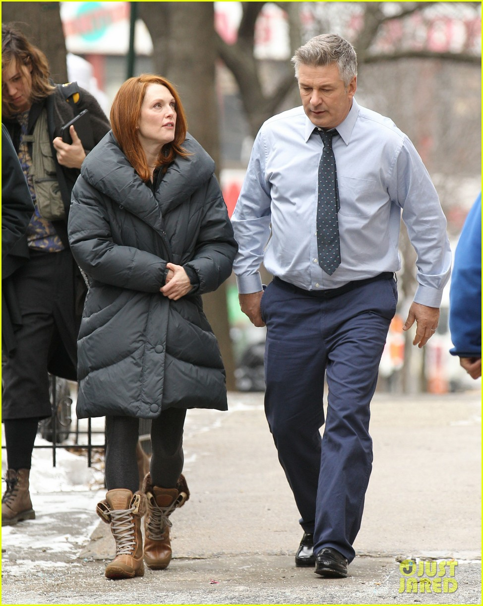 kate bosworth kristen stewart get ready for work on still alice set 04a3065915
