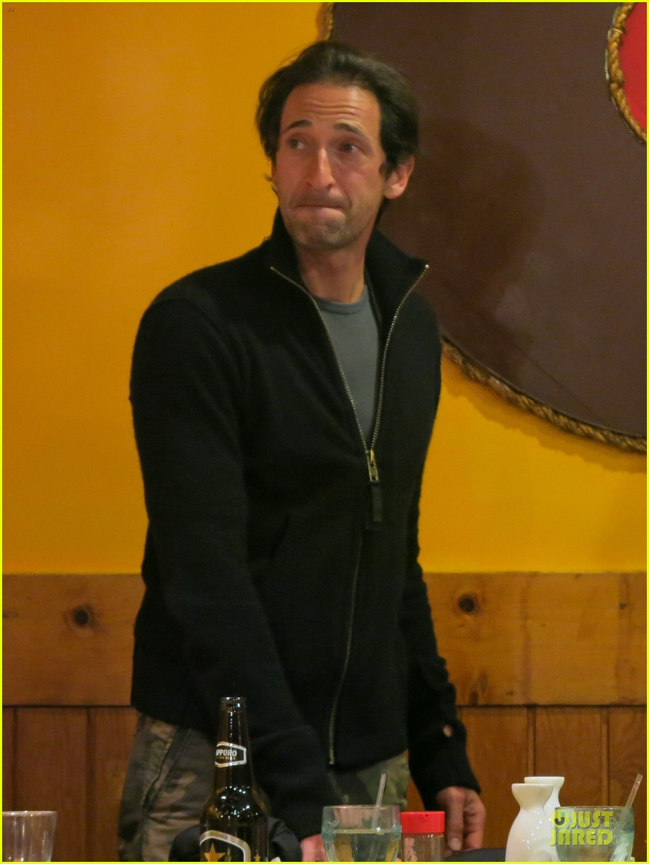 adrien brody gets to race in toyota grand prix 043072471