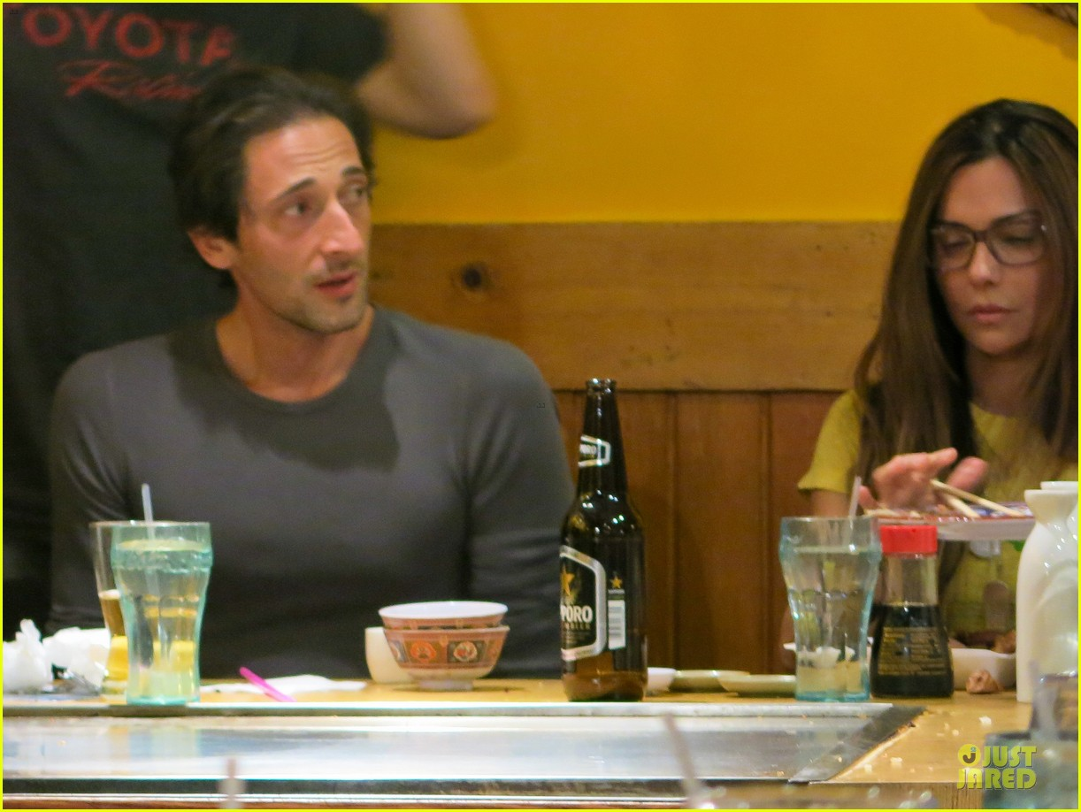 adrien brody gets to race in toyota grand prix 073072474