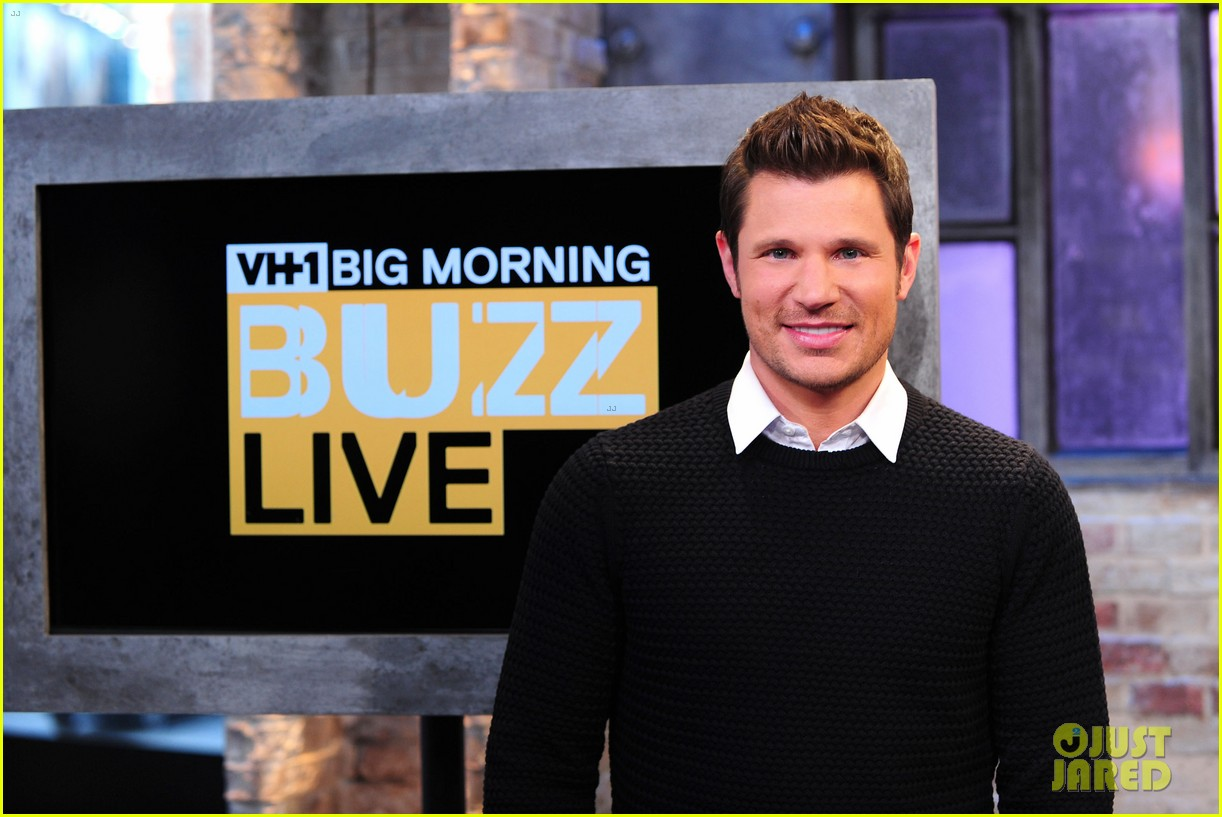 sophia bush nicky lachey reminisce about kissing on big morning buzz live 103065797