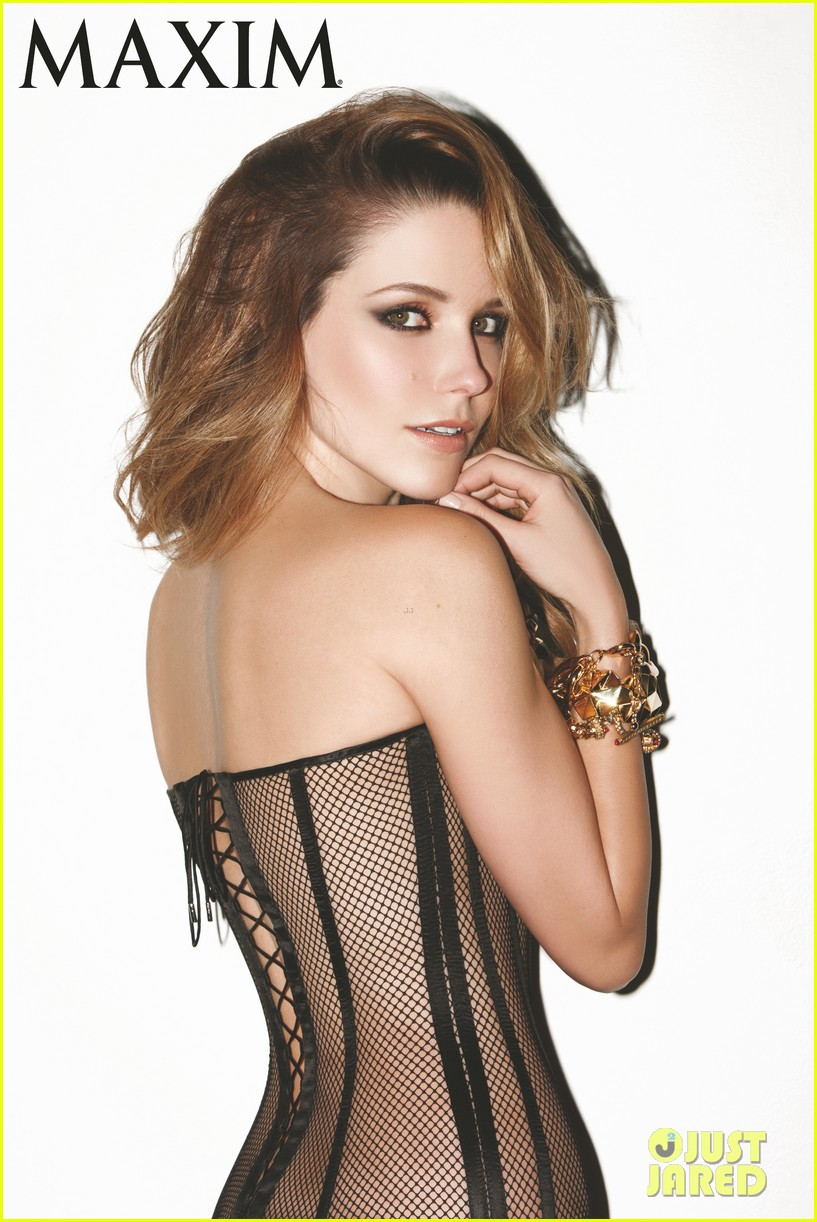 sophia bush exudes sex in hot lingerie on maxim cover 023069828