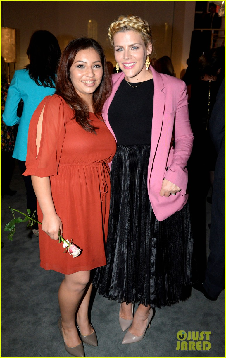 busy philipps debby ryan are two gorgeous ladies at norma jean dinner 053074763