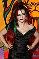 helena bonham carter multi colored dreadlocks 05
