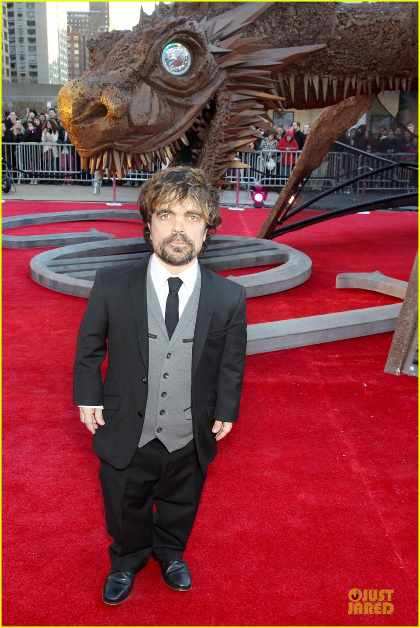 emilia clarke peter dinklage game of thrones season 4 premiere 273074291