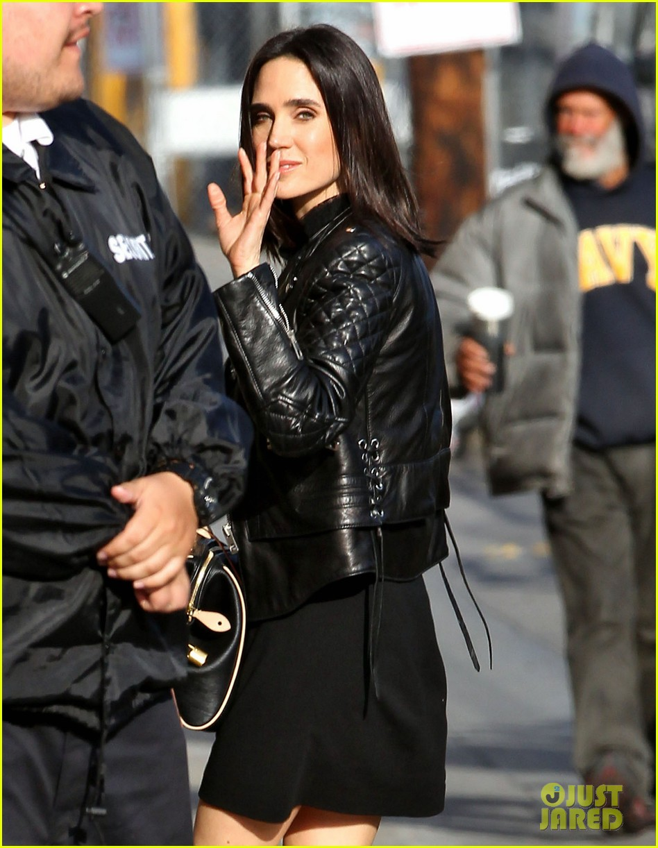 jennifer connellys daughter agnes likes to dress up like captain hook 023078411