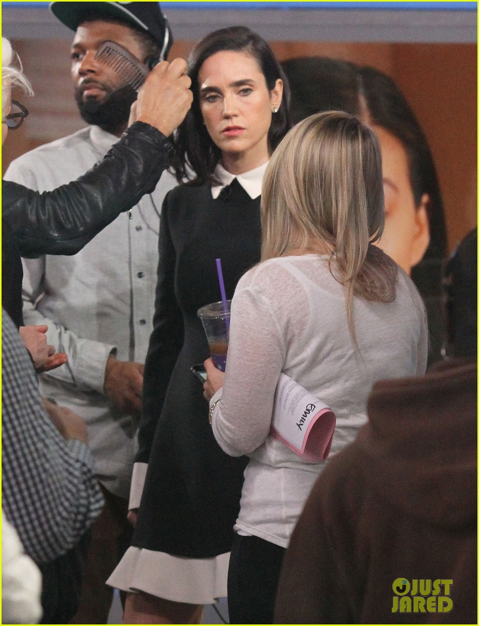 jennifer connelly promotes noah on gma 063075383