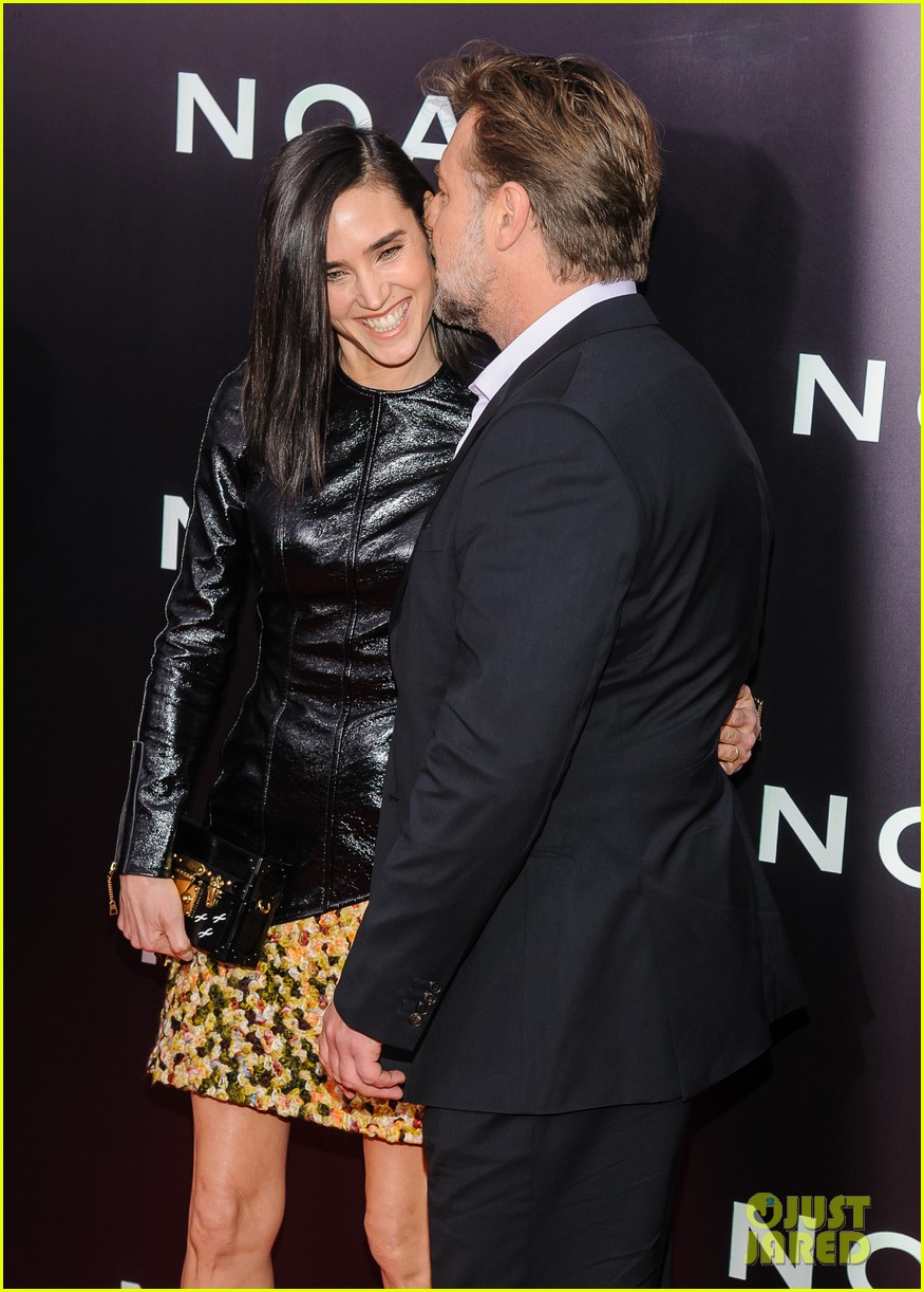 jennifer connelly russell crowe noah nyc premiere 123079190
