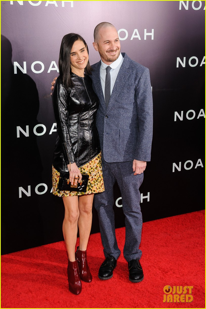 jennifer connelly russell crowe noah nyc premiere 20
