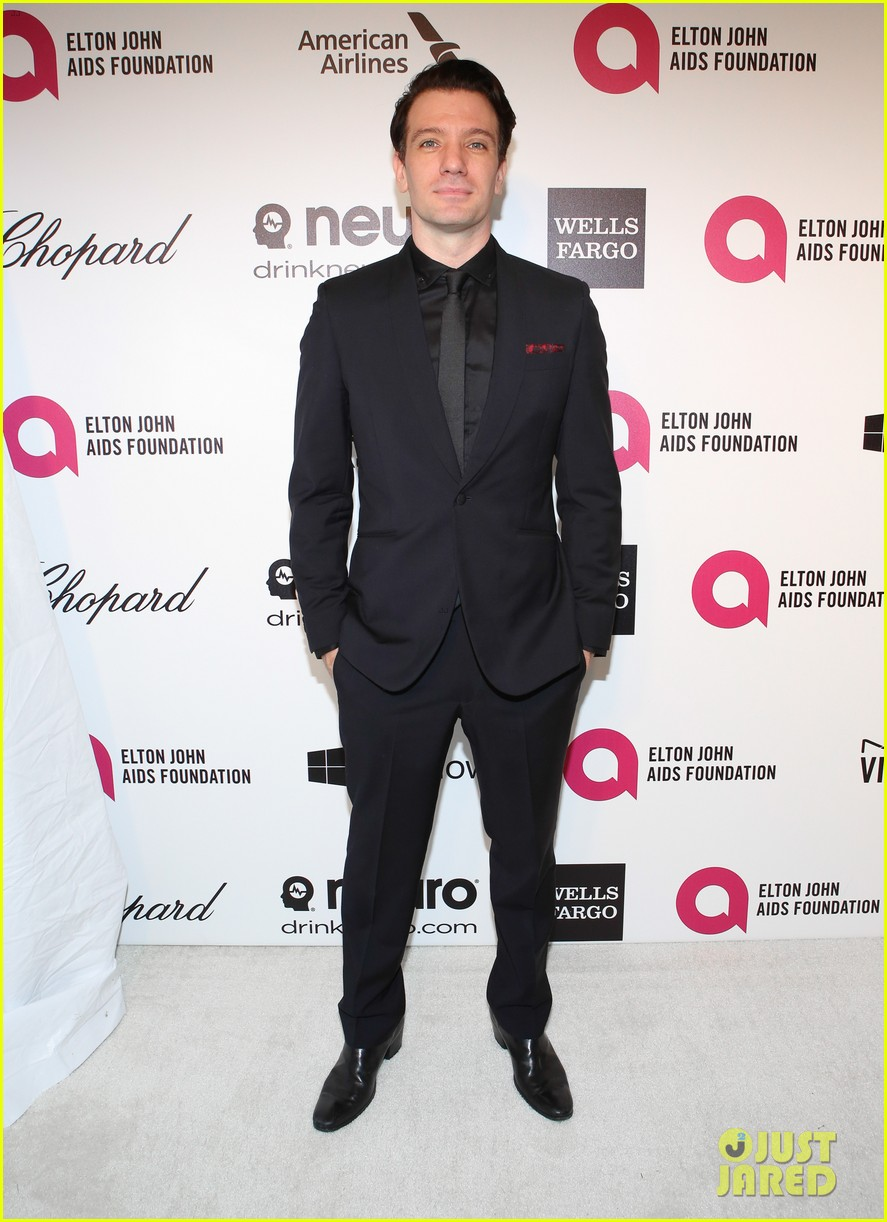 chace crawford ed sheeran elton john oscars party 2014 03