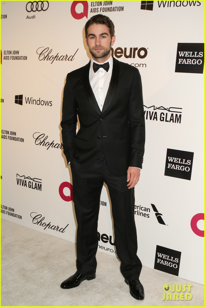 chace crawford ed sheeran elton john oscars party 2014 13