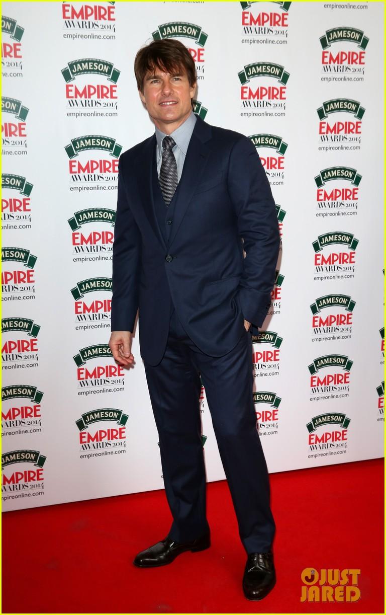 tom cruise joins jack reacher co star jameson awards 013081788