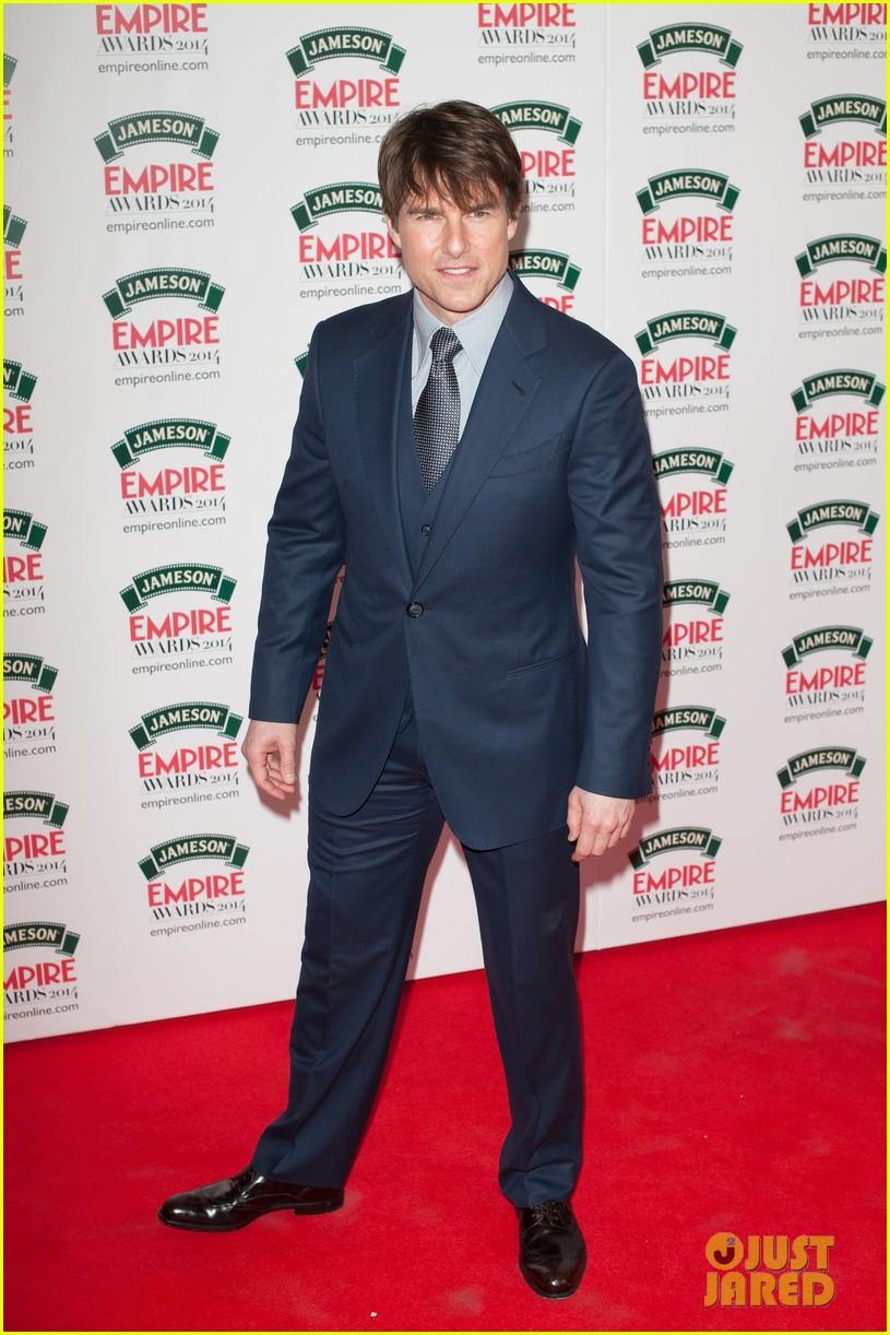 tom cruise joins jack reacher co star jameson awards 063081793