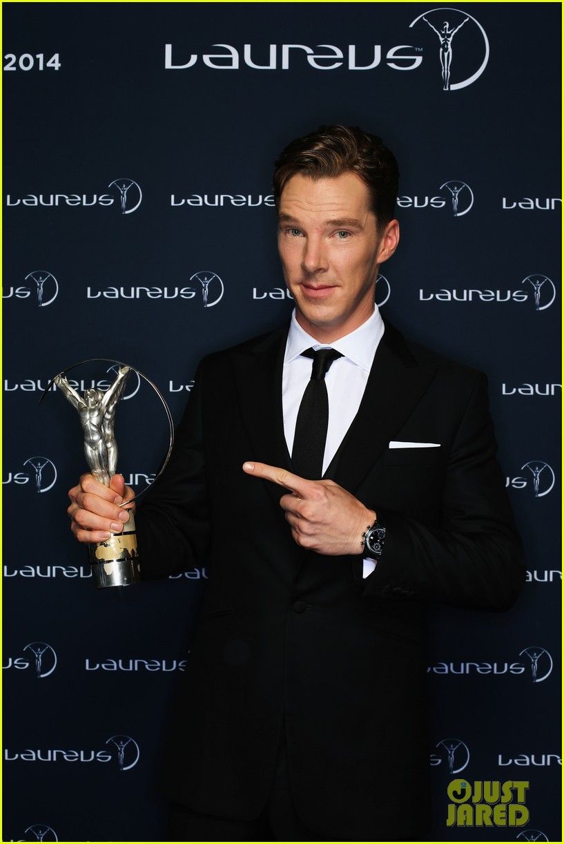 benedict cumberbatch looks mighty fine hosting sports award show 123078884