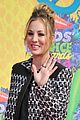 kaley cuoco kids choice awards 2014 02