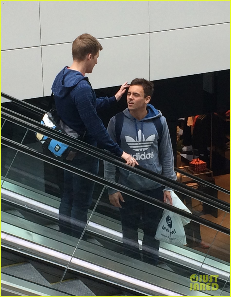 tom daley dustin lance black london mall 013082351