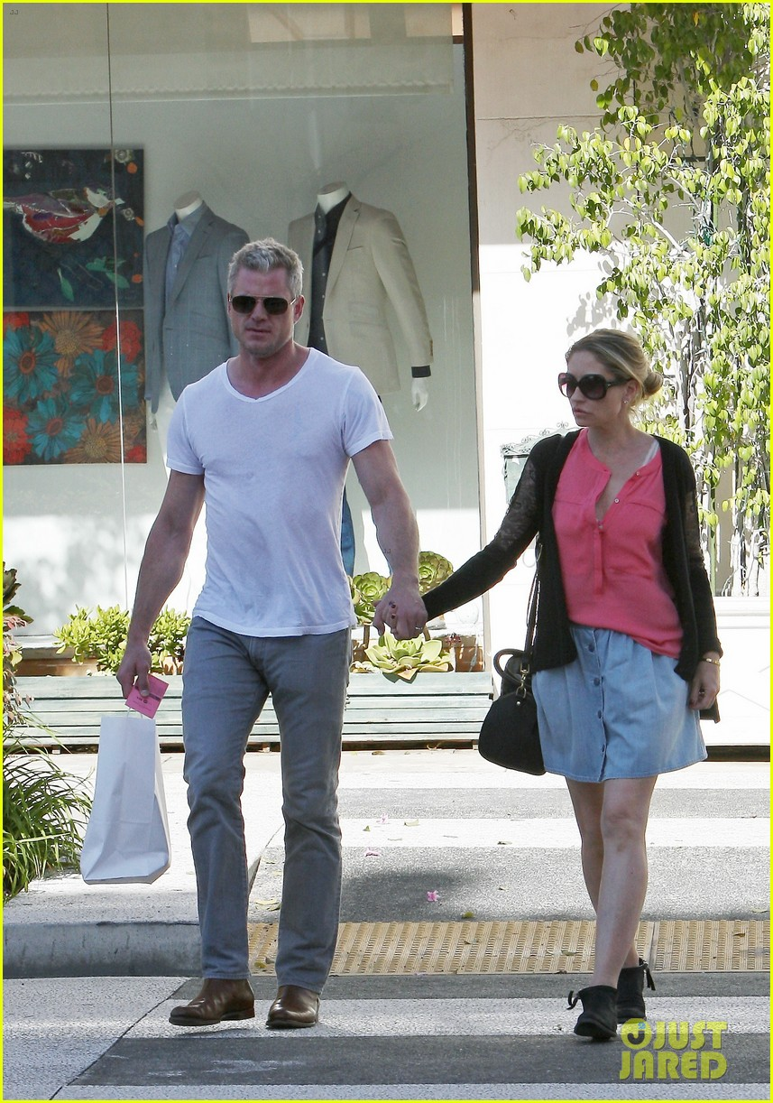 eric dane rebecca gayheart cute hot couple 033071476