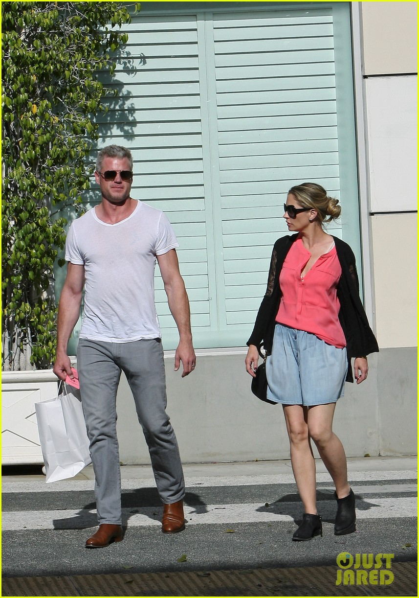 eric dane rebecca gayheart cute hot couple 113071484