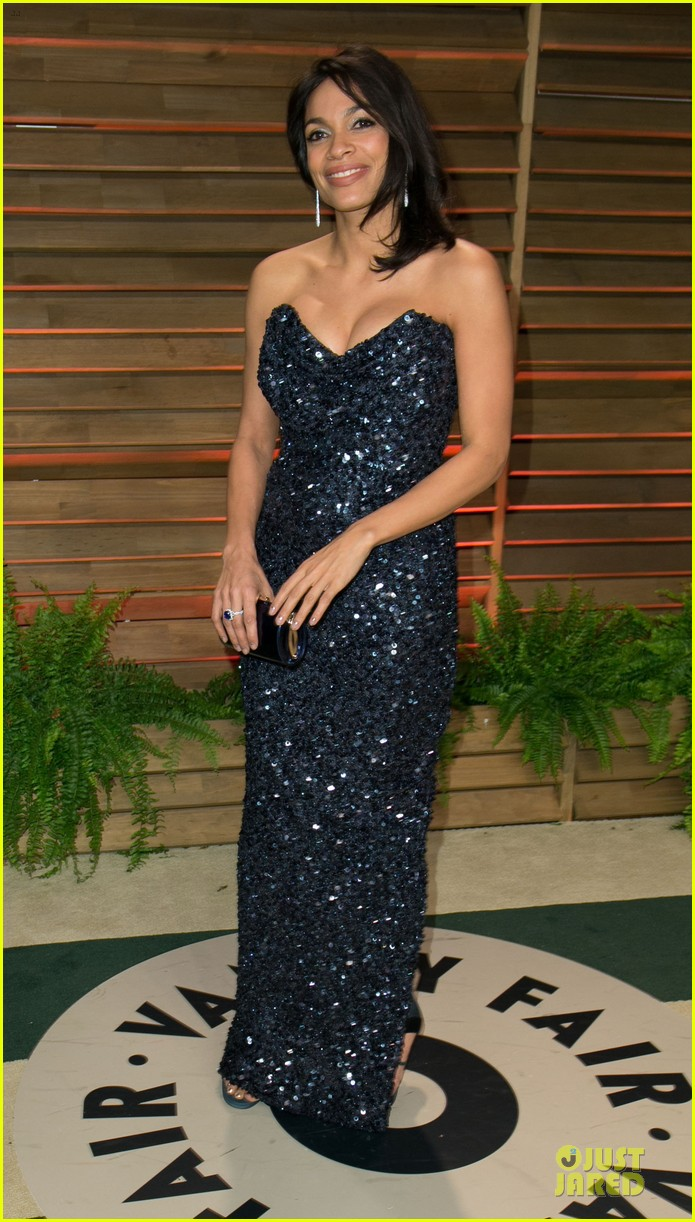 rosario dawson mary elizabeth winstead vanity fair oscars party 2014 233065130