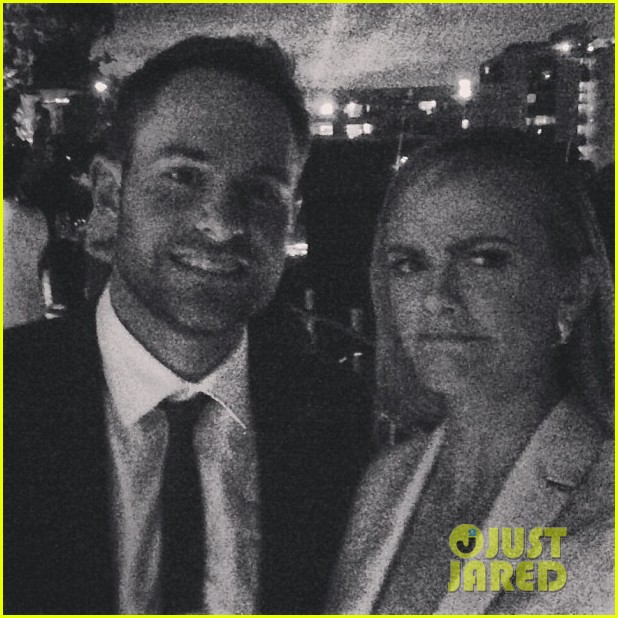brooklyn decker attends vanity fair party with andy roddick 043064635