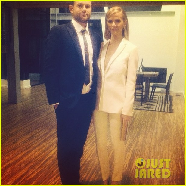 brooklyn decker attends vanity fair party with andy roddick 053064636