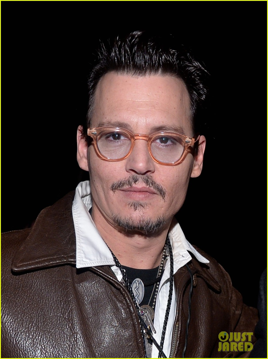 johnny depp cinemacon transcendence 043080062