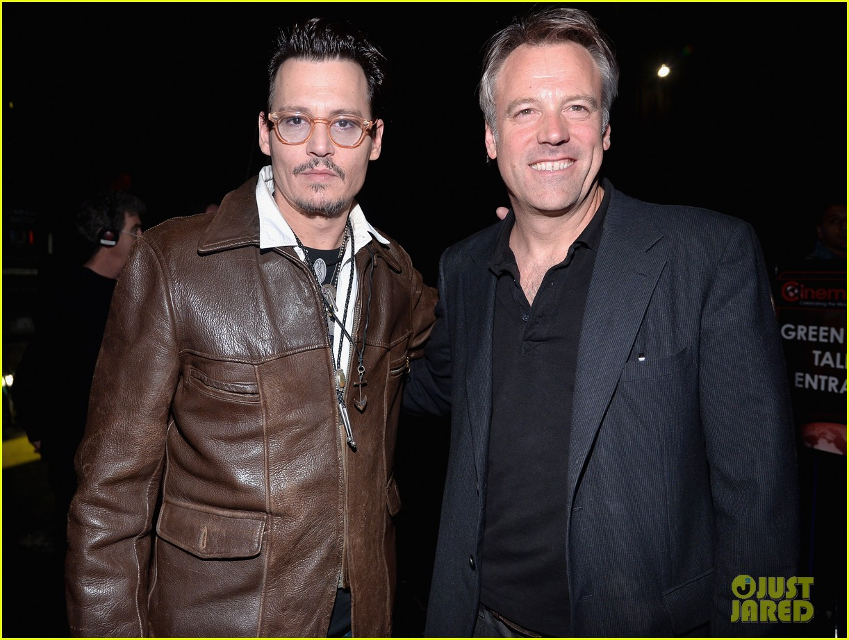 johnny depp cinemacon transcendence 07