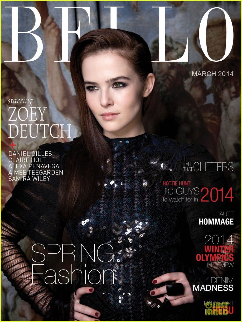 zoey deutch praises sandra bullock in bello 083072552
