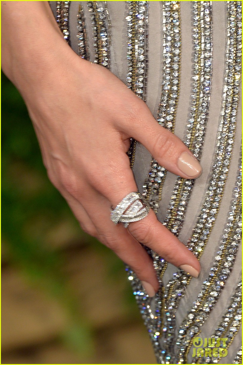 jenna dewan channing tatum vanity fair oscars party 2014 083064727