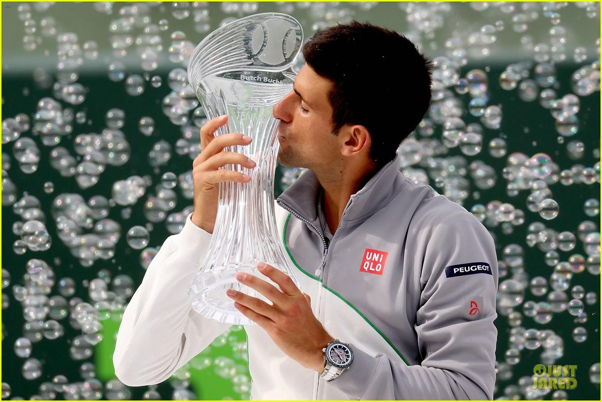 novak djokovic defeats rafael nadal for forth sony open win 023082003