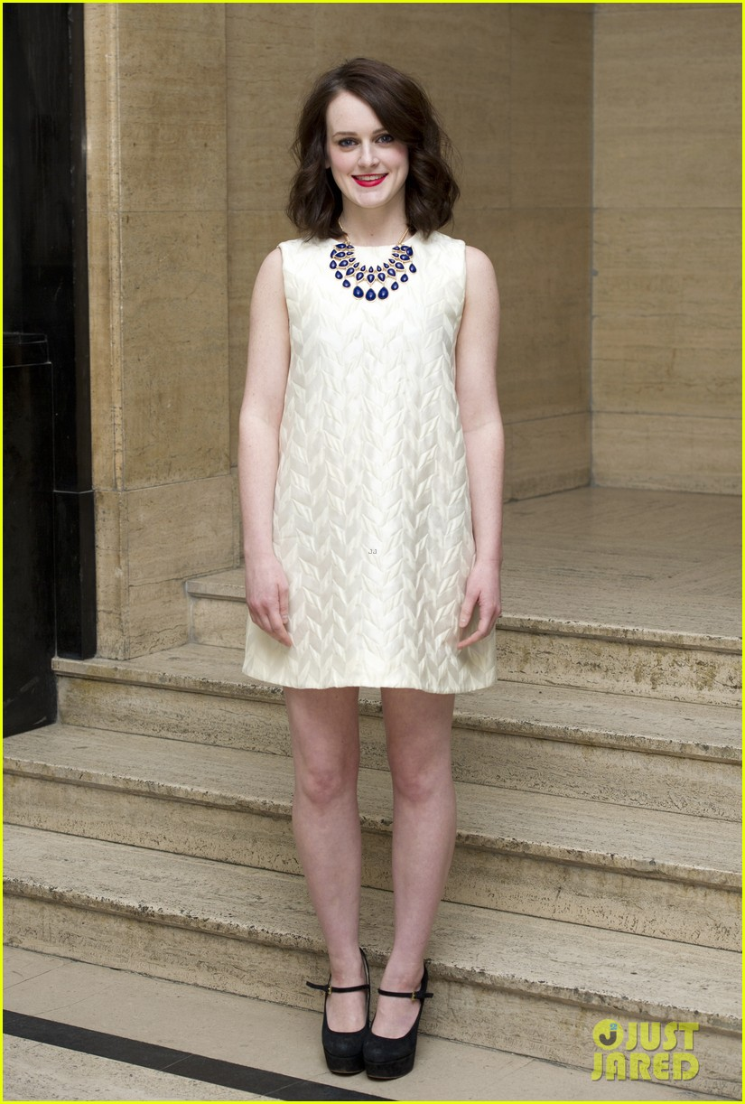 michelle dockery lily james downton abbey changing faces gala 033080303