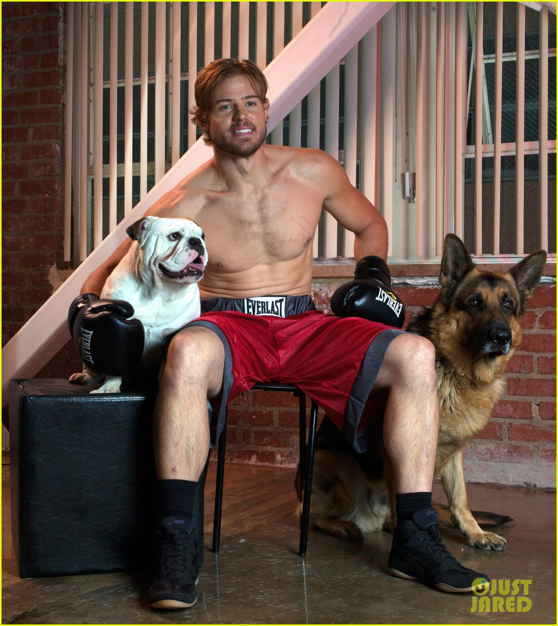 trevor donovan shirtless for a good cause 023079367