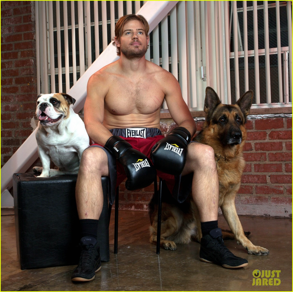 trevor donovan shirtless for a good cause 053079370