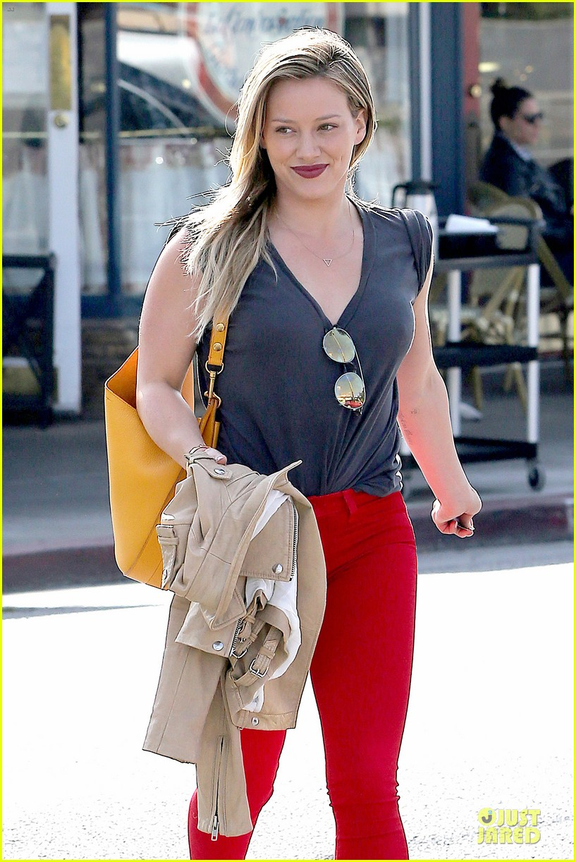 hilary duff just cant get enough of la conversation 073072107
