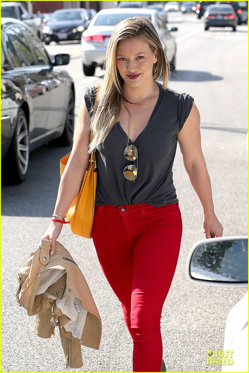 hilary duff just cant get enough of la conversation 113072111