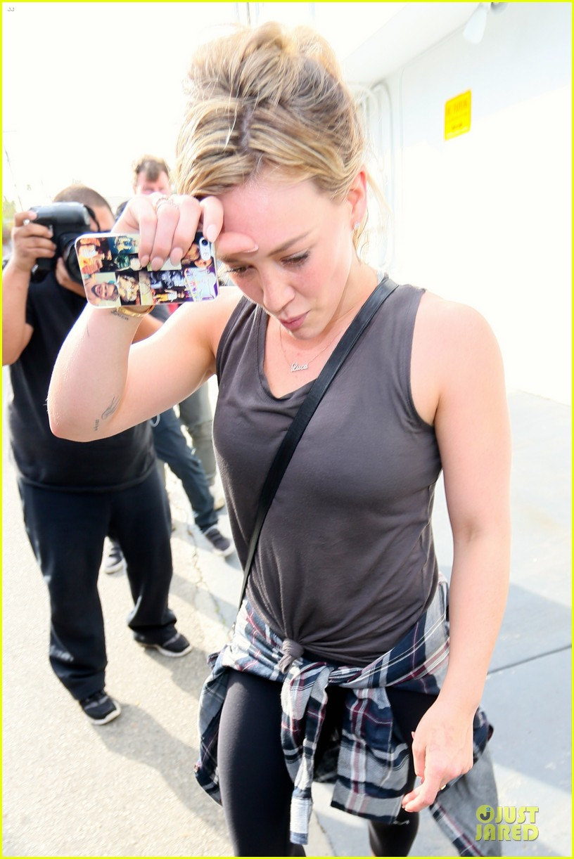 hilary duff heavy metal band iron maiden makes my day 043066157