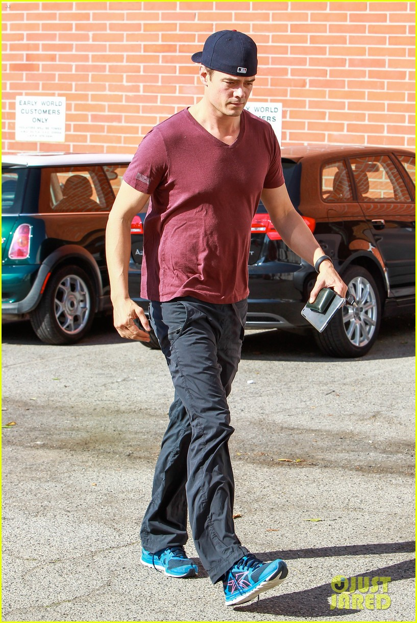 josh duhamel wishes fergie happy birthday with axl 073080050