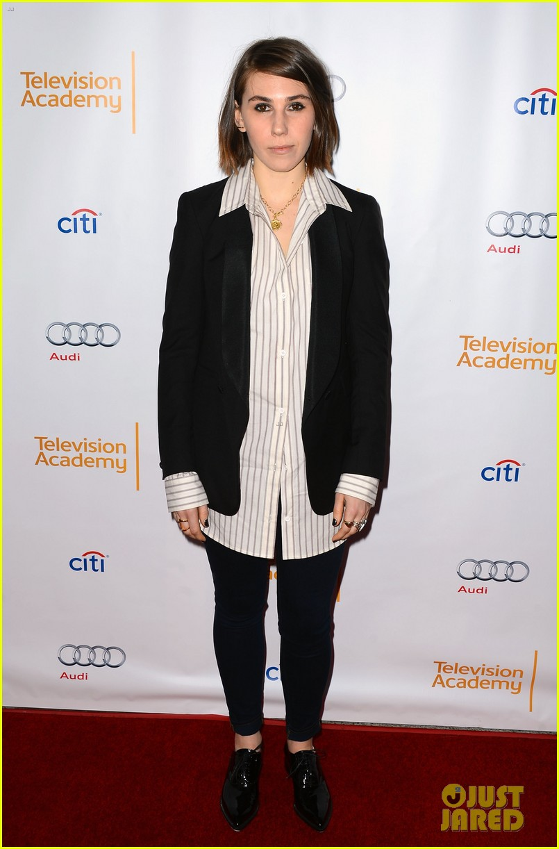 lena dunham allison williams an evening with the cast of girls 093071781