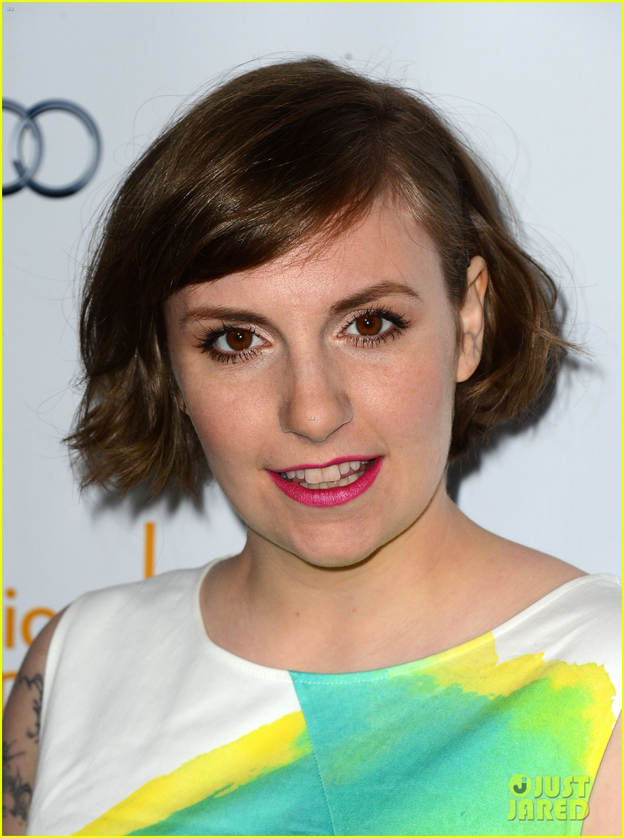 lena dunham allison williams an evening with the cast of girls 133071785