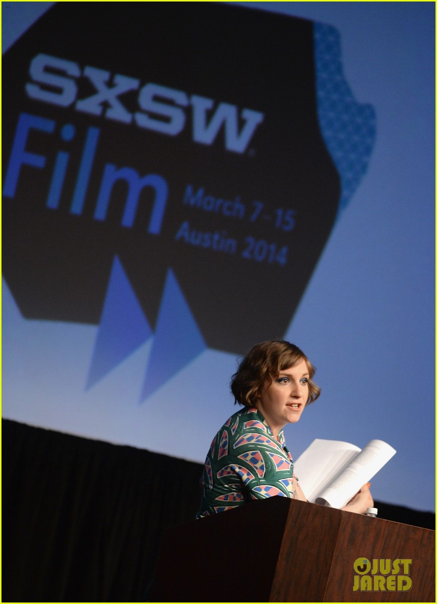 lena dunham opens up about at sxsw 2014 013069668