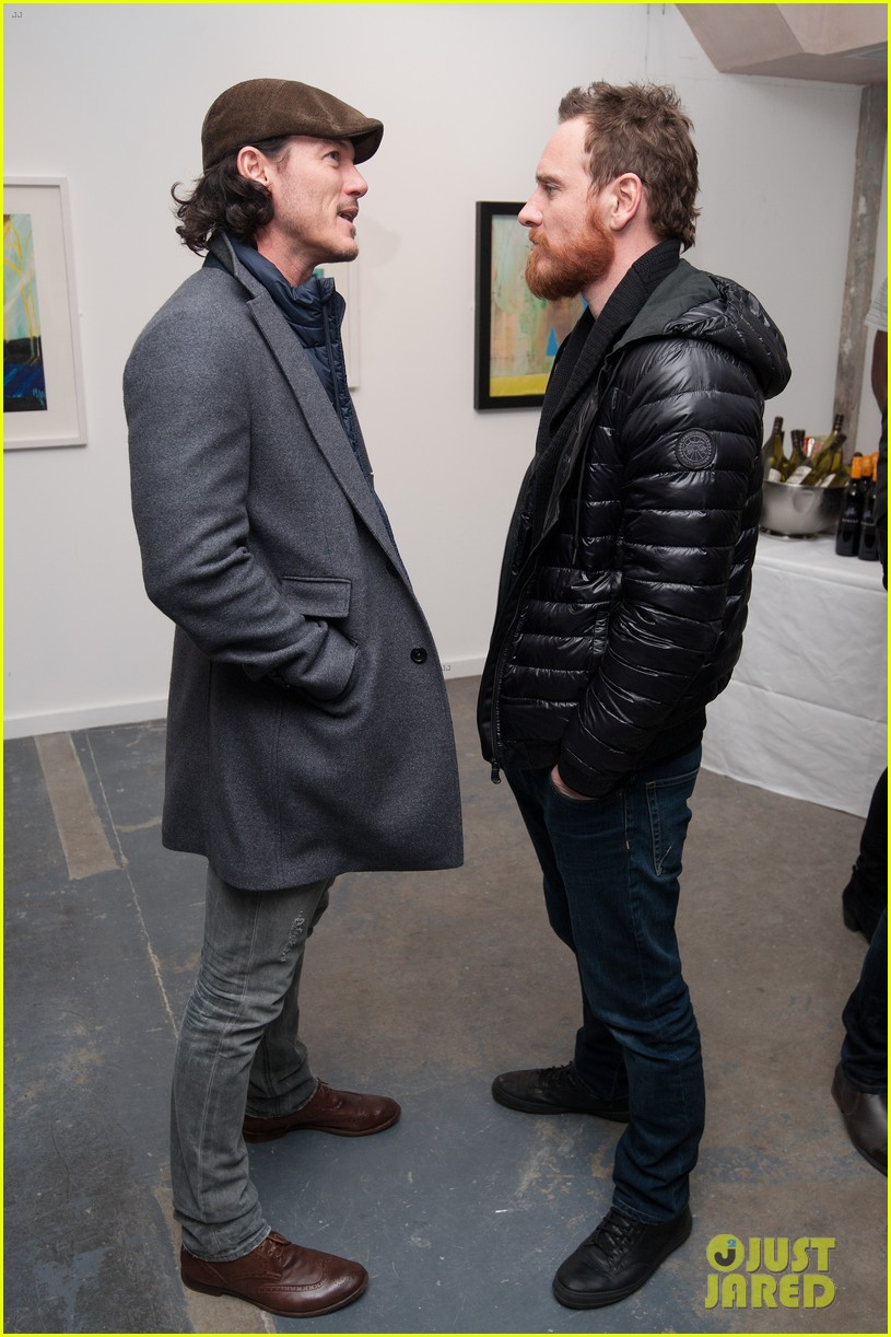 michael fassbender luke evans let us into their conversation 013080099