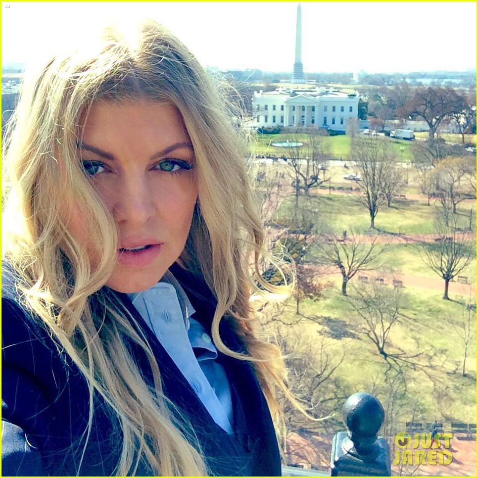 fergie for president white house pic 033075585